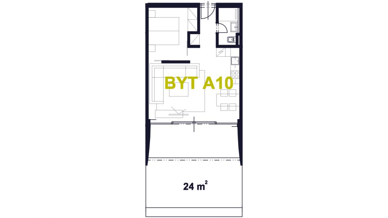 Apartmán A10