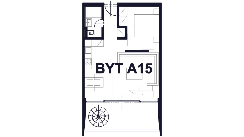 Apartmán A15