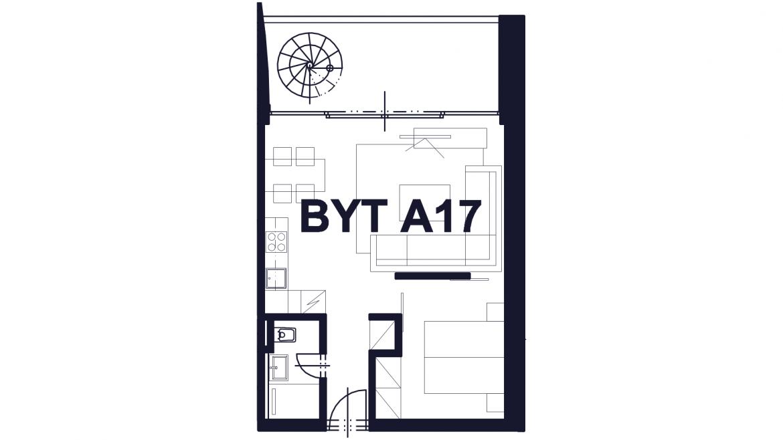 Apartmán A17