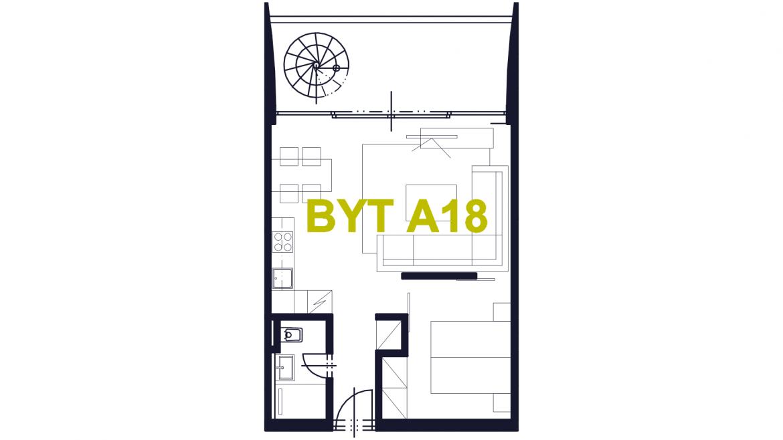 Apartmán A18