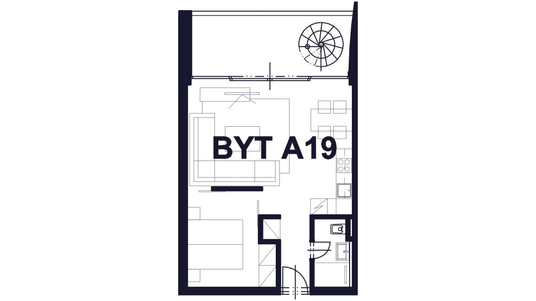 Apartmán A19
