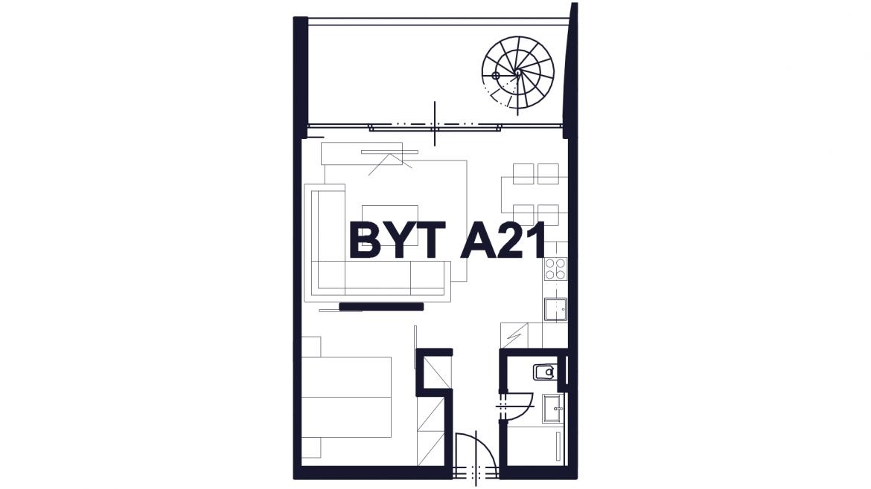 Apartmán A21