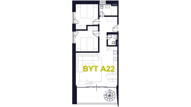 Apartmán A22