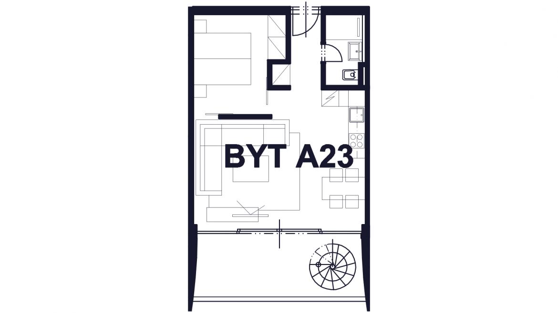 Apartmán A23