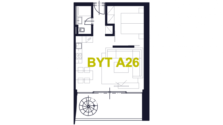 Apartmán A26