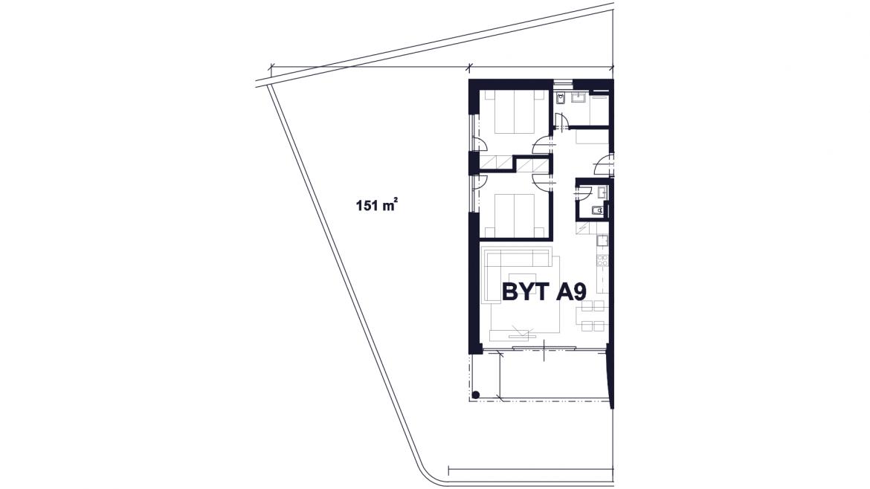 Apartmán A9