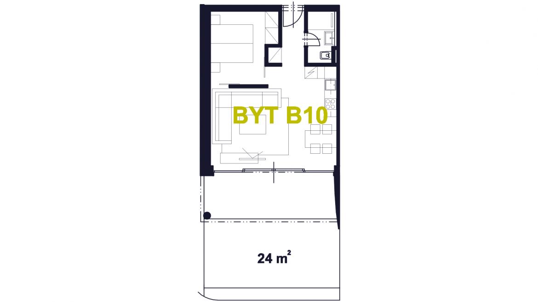 Apartmán B10