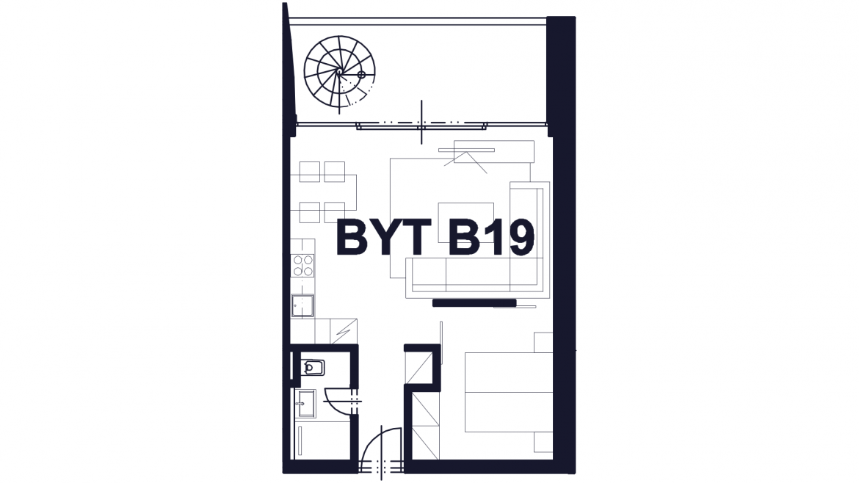 Apartmán B19