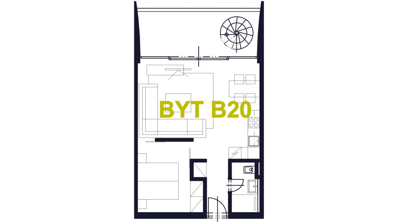 Apartmán B20
