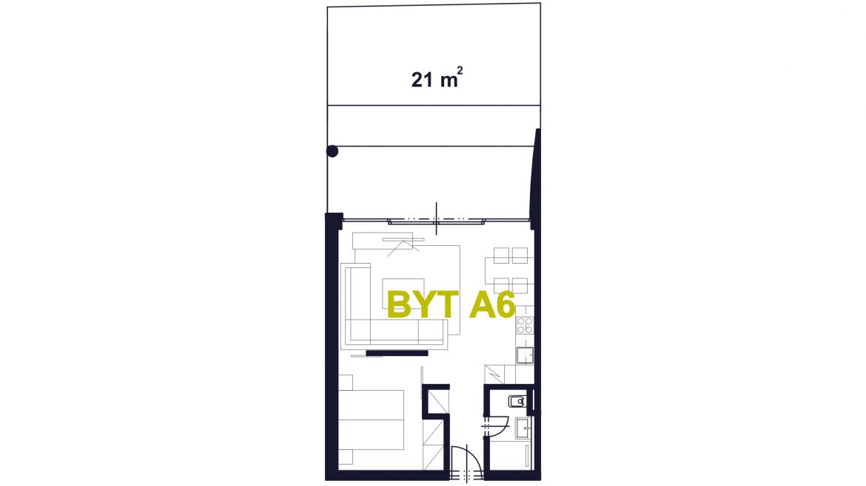 Apartmán A6