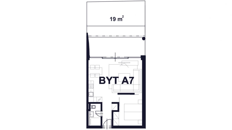 Apartmán A7