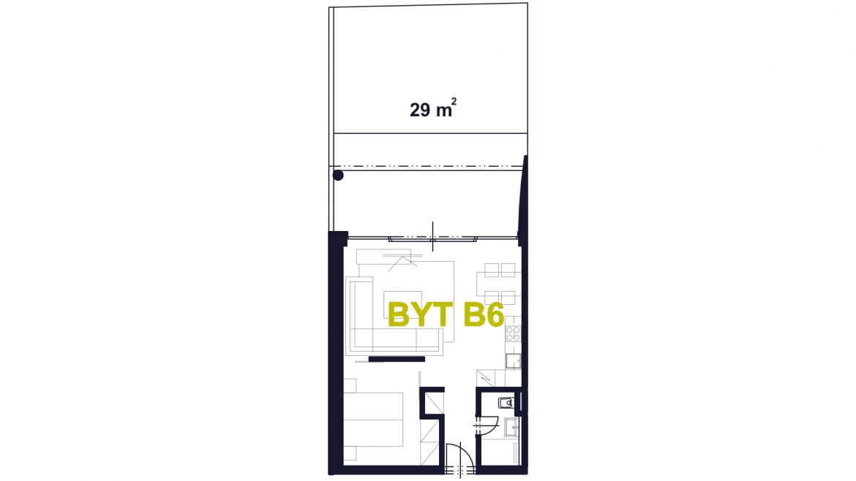 Apartmán B6
