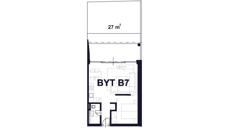 Apartmán B7