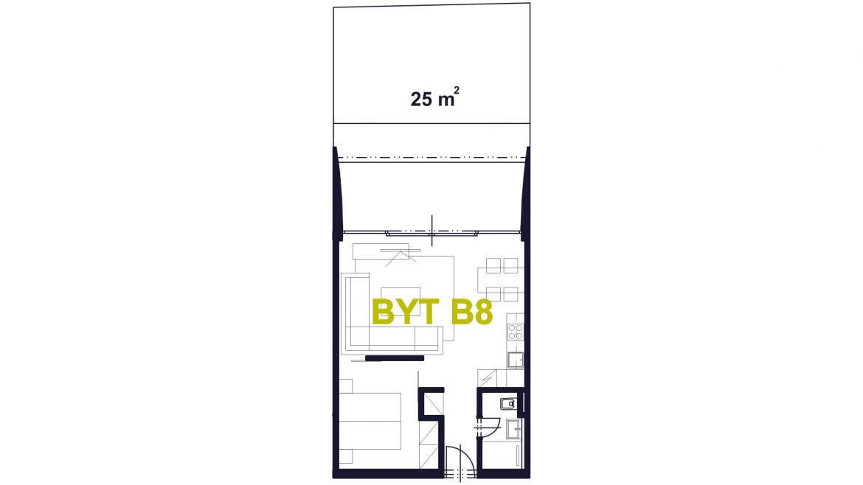 Apartmán B8