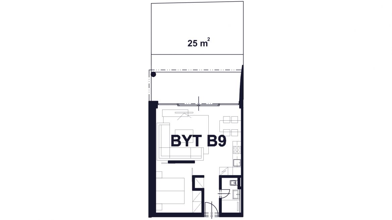 Apartmán B9